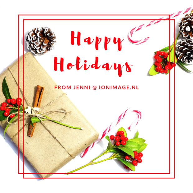 Happy Holidays from I on Image