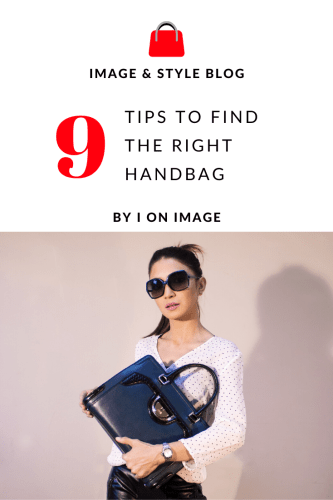 9 Tips To Find The Right Handbag by personal shopper Jenni Ryynanen at I on Image