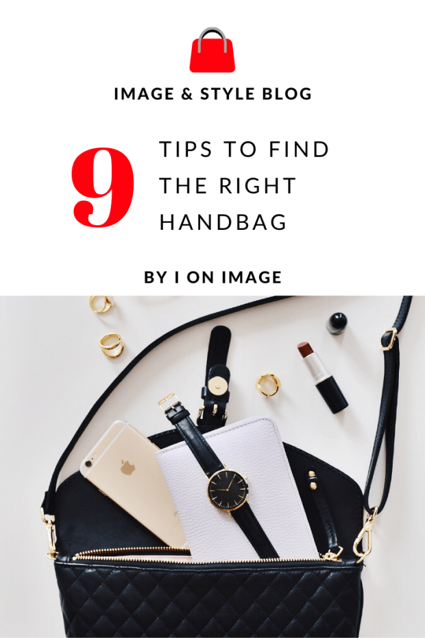 9 Tips To Find The Right Handbag by with personal shopper Jenni Ryynanen at I on Image