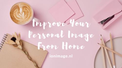 Improve your personal image and style from home with image consultant & personal stylist Jenni of I on Image