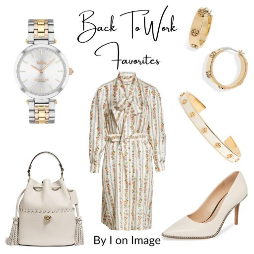 4. The best workwear to rock right now. Selected by Virtual Personal Stylist and Shopper Jenni at I on Image