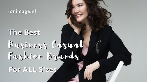 WORKWEAR EDIT: The best business casual fashion brands for all sizes selected by personal stylist Jenni at I on Image