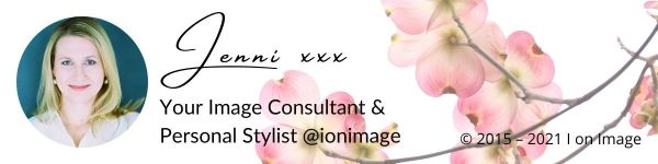 The blog about image consulting, personal styling, wardrobe advice, personal shopping and more