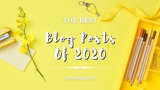 The Best Image and Style Blog Posts Of 2020 by I on Image