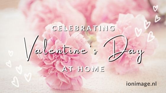 Celebrating Valentine's Day At Home - Romantic gift and style ideas by personal stylist and shopper Jenni at I on Image