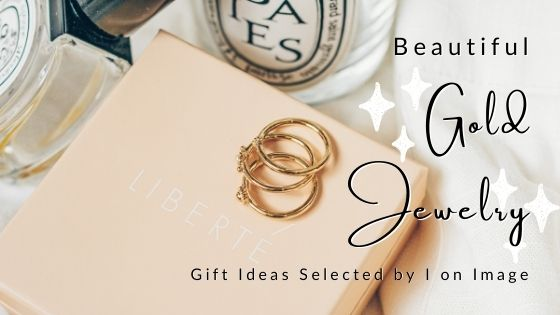Beautiful Gold Jewelry Gift Ideas from Swarovski selected by your personal stylist and shopper Jenni at I on Image