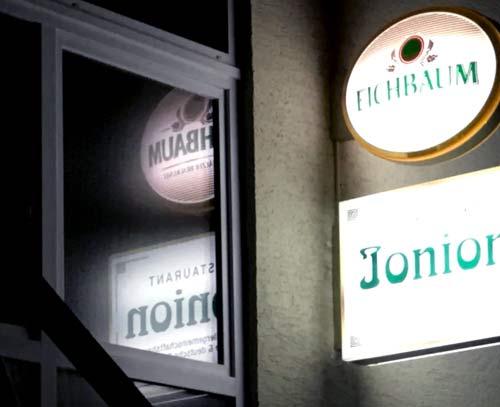 Öffnungszeiten griechisches Restaurant