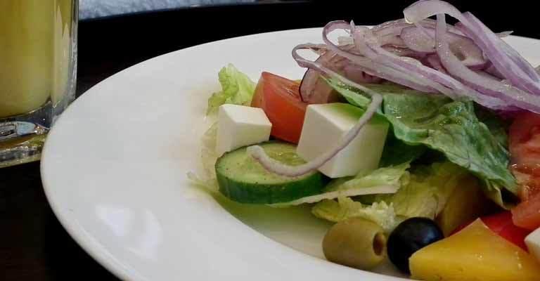 Griechisches Restaurant – Mythos in Viernheim