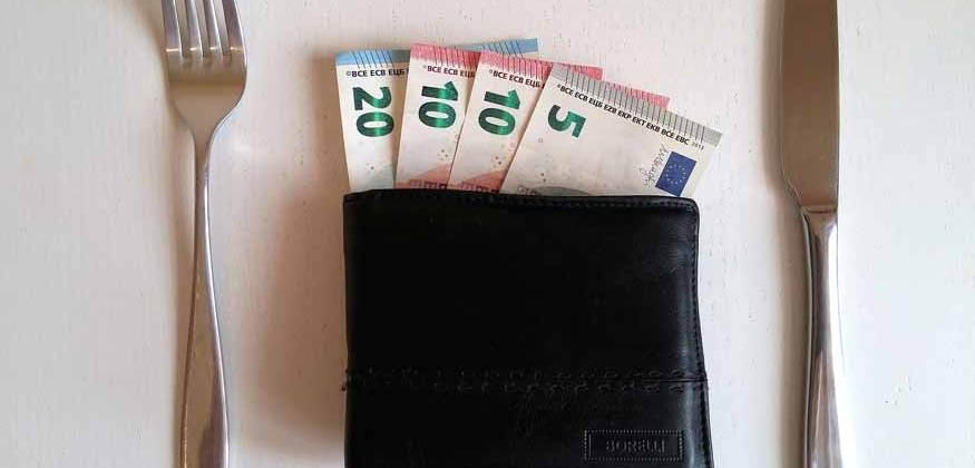 Wieviel Trinkgeld soll ich geben? griechisches restaurant