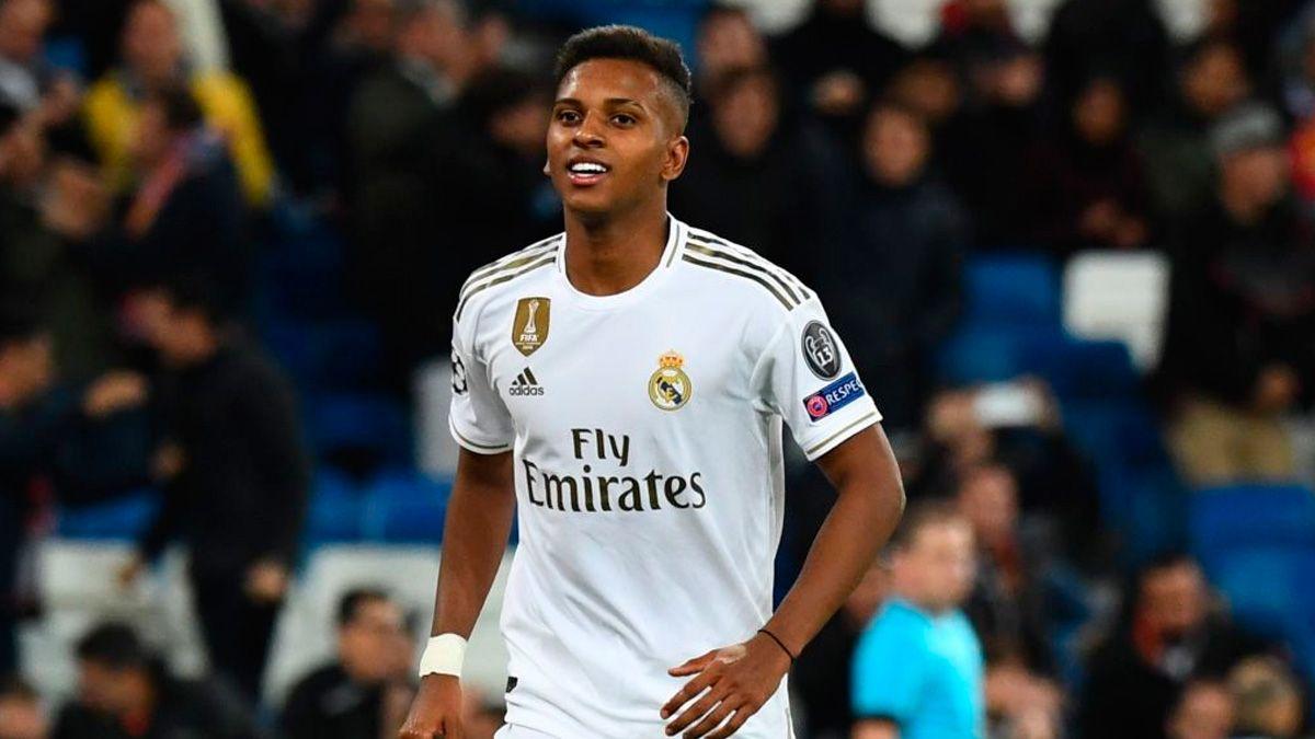 Real Madrid Akan Menjaga Pemain Mudanya Rodrygo Goes