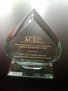 ACEC Award Photo