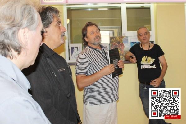 Viorel Parligras, Marian Mirescu, Aurel Manole, Mihnea Columbeanu