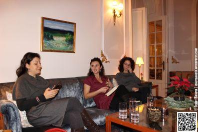 Laura Câlțea, Andreea Chebac, Virginia Costeschi