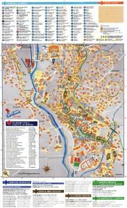 Cortina d'ampezzo map