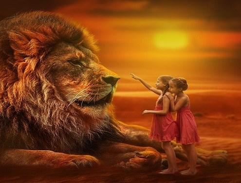 nettuno in leone