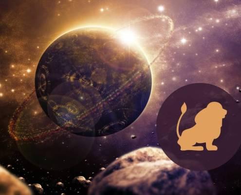 urano in leone