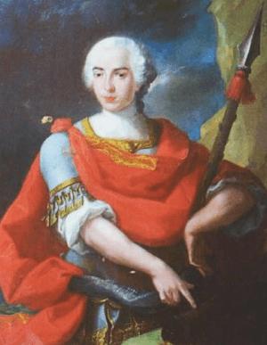 Carlo Broschi conocido como Farinelli