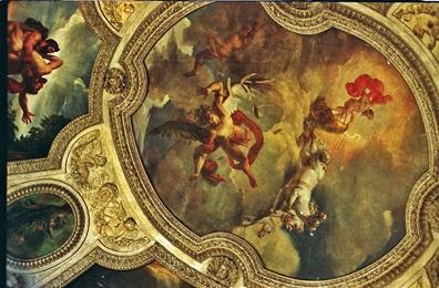 'El Sol o la Caída de Ícaro'. Blondel. Louvre.