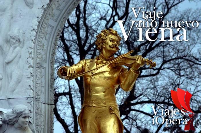 Viaje fin de año Viena