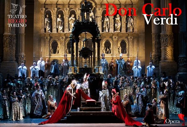 Don Carlo al Teatro Regio