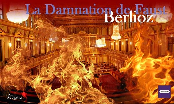 La Damnation de Faust iopera