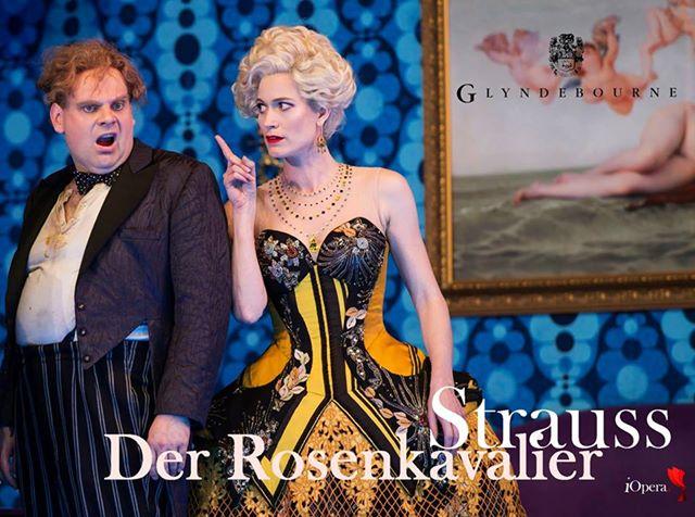 Der_Rosenkavalier Strauss vídeo Glyndebourne iopera