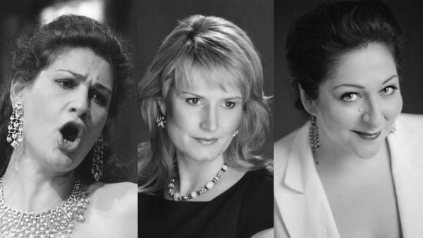 Anja Harteros, Camilla Nylun, Christine Goerke