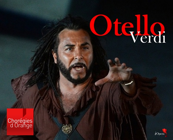Alagna Otello de Verdi en Orange 2014 iopera