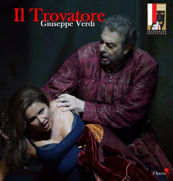 Il Trovatore Domingo Netrebko 2014 Salzburg