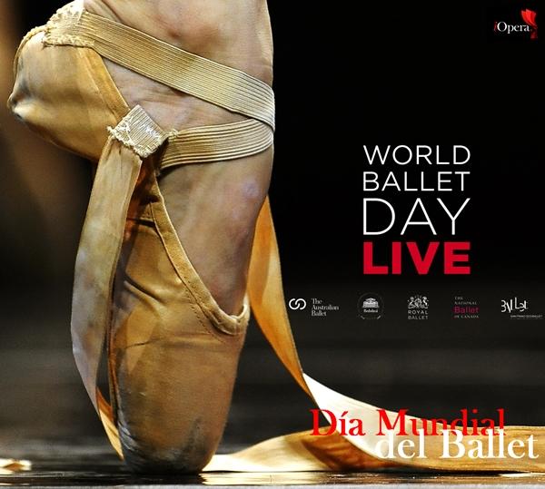 Día mundial del ballet