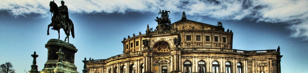 semperoper dresde alemania