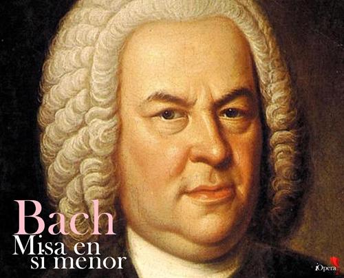 Retrato de Bach Misa en si menor Philarmonie