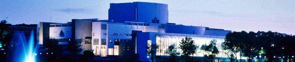 Opera_Helsinki nacional de Finlandia