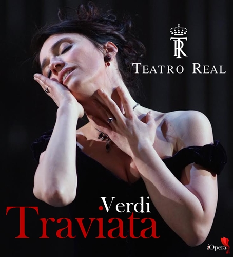traviata verdi teatro real Jaho vídeo