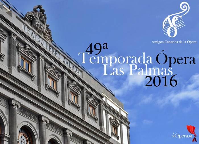 teatro-perez-galdoz aco ópera Las palmas de gran Canaria temporada 2016