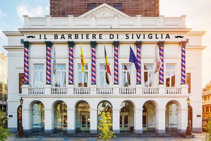 Barbero de Sevilla Rossini Lieja Wallonie 2015 Ópera