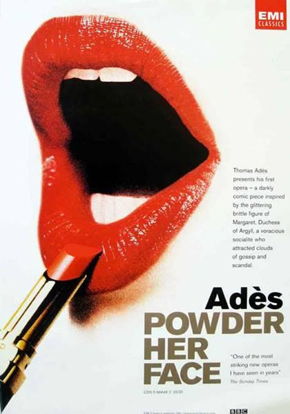 La Monnaie Powder Her Face vídeo ópera Thomas Ades