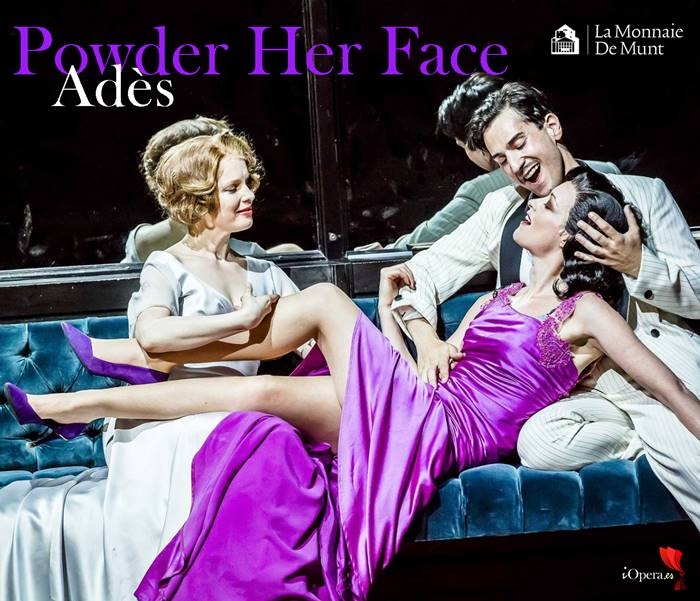 La Monnaie Powder Her Face vídeo ópera
