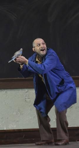 La flauta mágica de W.A. Mozart en el Teatro de la Fenice de Venecia en octubre 2015