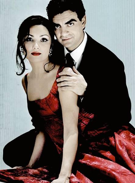 La Violetta de Netrebko 2005 Anna Netrebko Rolando Villazón Salzburgo La Traviata Verdi