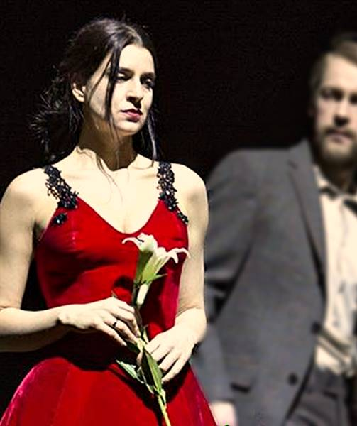 Piotr I.Tchaikovski Eugene Onegin en Berlín Opera Cómica 2016