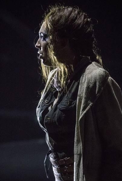 maría José Siri Attila de Verdi en Bologna Giuseppe Verdi Teatro Comunale di Bologna D'Arcangelo 2016