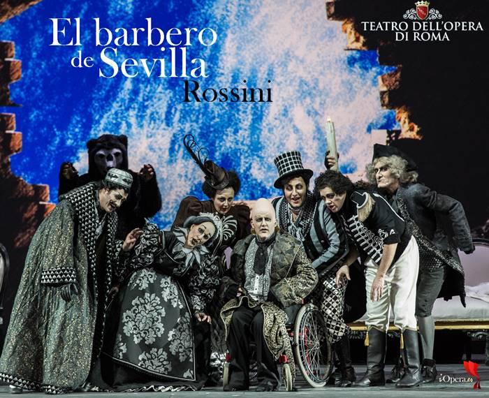 El barbero de Sevilla desde Roma vídeo 200 aniversario