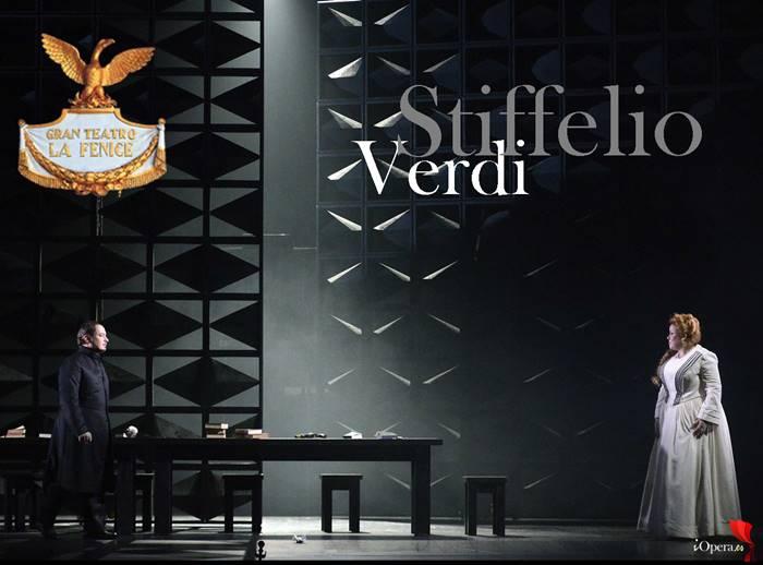 Stiffelio de Verdi en La Fenice 2016 vídeo
