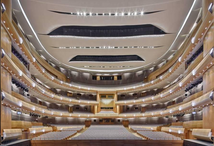 Concierto de inauguración del Mariinsky II Teatro mariinski II