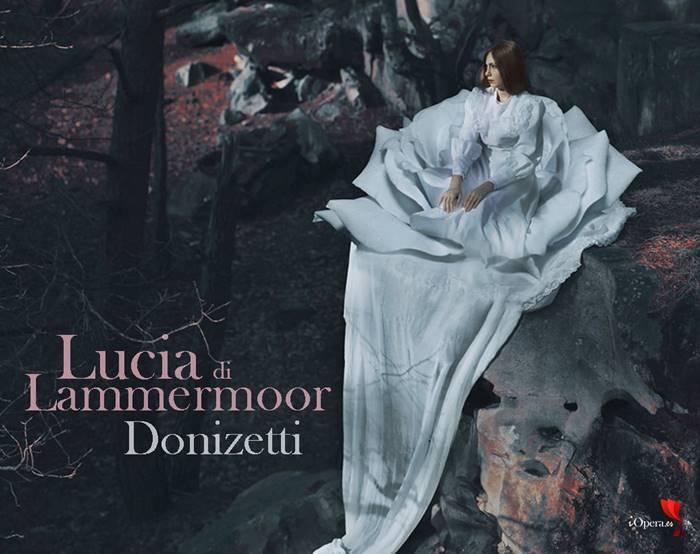 Lucia di Lammermooor en Aviñón gaetano donizetti ópera vídeo