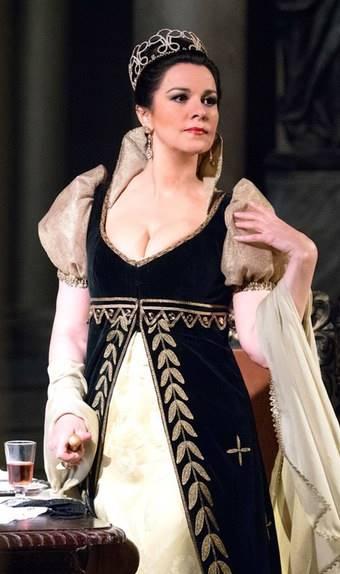 Tosca desaparece en Viena, espantada de Angela Gheorghiu frente a Jonas Kaufmann