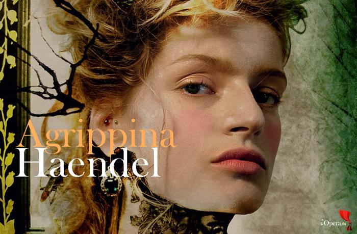 Agrippina de Haendel en Viena 2016 vídeo Theater an der Wien Robert Carsen