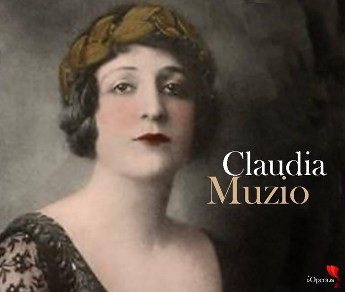 Claudia Muzio la única la divina iopera