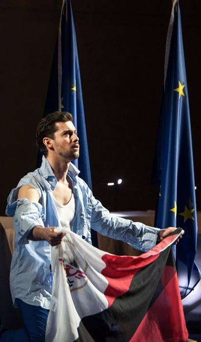 Mitridate de Mozart en Bruselas la Monnaie vídeo Rè di Ponto